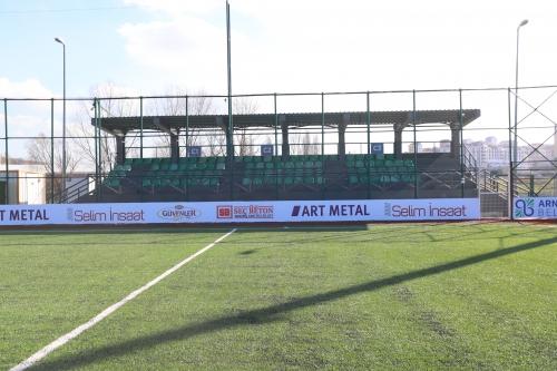 Bolluca Stadı FİFA Standartlarına Uygun Hale Getirildi
