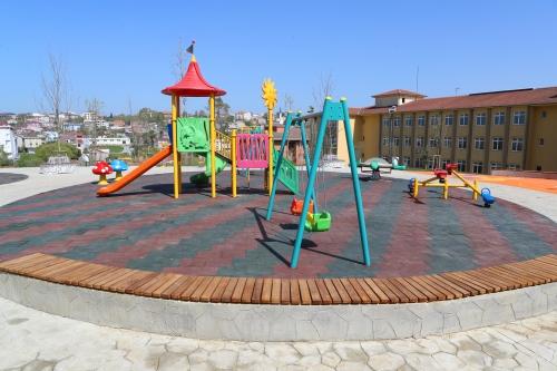 Haraççı Mahallesi Vardar Parkı