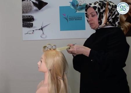 Kuaförlük Dersi - Bigudi Sarma Teknikleri