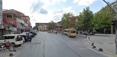 Arnavutköy Merkez Minibüs Durağı