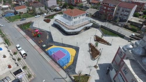 Nenehatun Mahalle Meydanı
