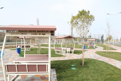 Hadımköy Mevlana Parkı Hizmetinizde
