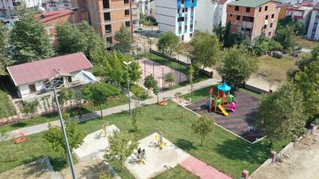 Boğazköy Şehit Er Tuncay Türken Parkı