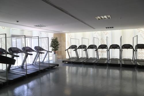 Arnavutköy Spor Salonu Covid-19 Sonrası Açıldı