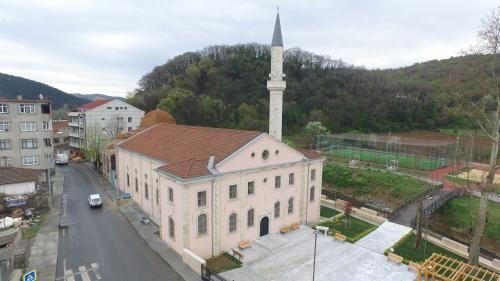 Tarihi Boğazköy Camii Restorasyonu