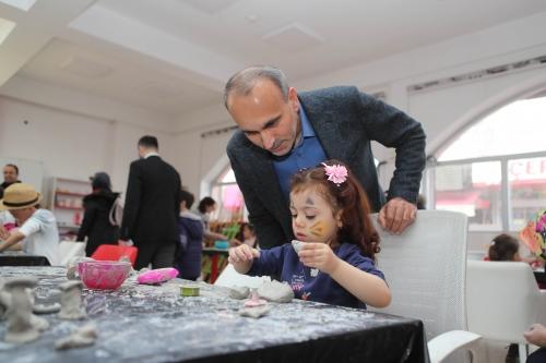 Kadın Kültür ve Sanat Merkezi'nde 23 Nisan Şenliği
