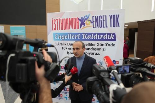 Arnavutköy Belediyesi İstihdamda Engel Tanımıyor