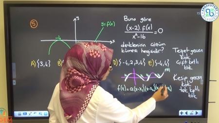 Denklem ve Eşitsizlikler - Soru Çözümü Ders-1